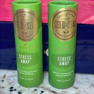 Stress Away Roll On- new - YLEO